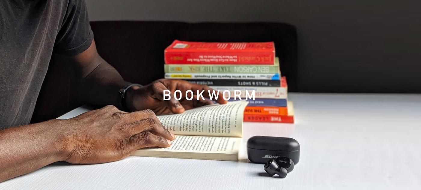 bookworm - Gift Guide 2019 Blessthisstuff