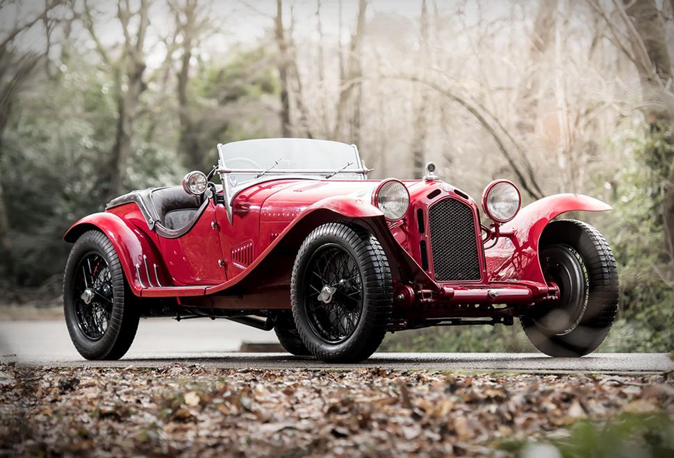 1931 Alfa Romeo 8C 2300 Zagato Spider | Image