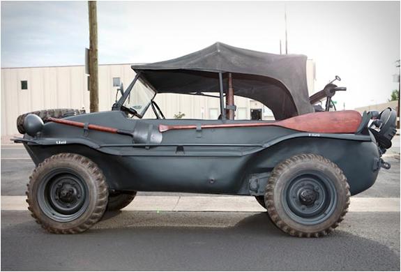 1943 Ww2 Vw Schwimmwagen For Sale | Image