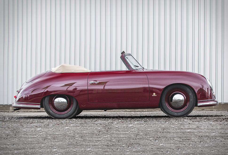 1951 PORSCHE 356 | Image