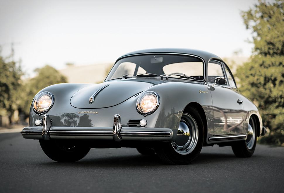 1956 Porsche 356 A European Coupe | Image