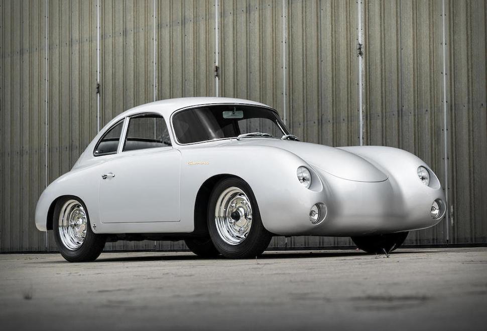 1956 Porsche 356A Carrera GS | Image