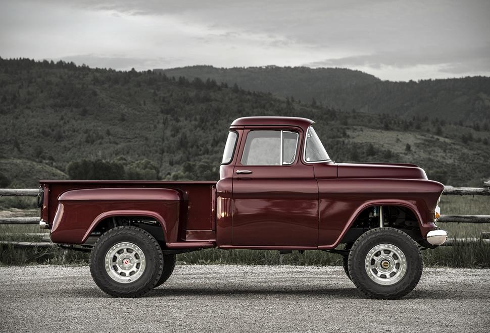 Legacy Napco Truck | Image