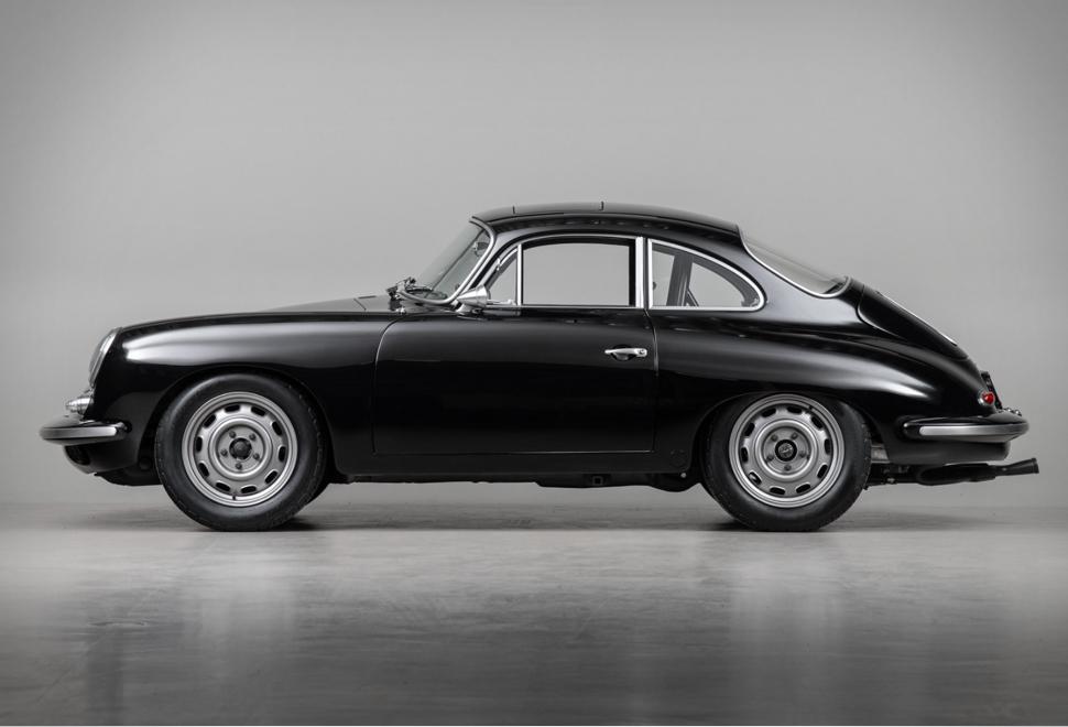 1963 Porsche 356B Outlaw | Image