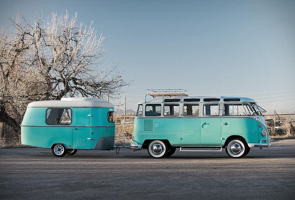 1963 Vw Microbus & Camper | Image
