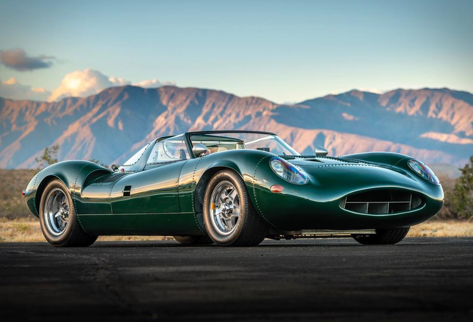 1966 Jaguar XJ13 Recreation | Image