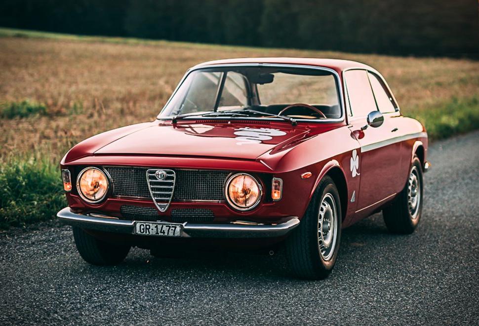 1968 Alfa Romeo GTA 1300 Junior Stradale | Image