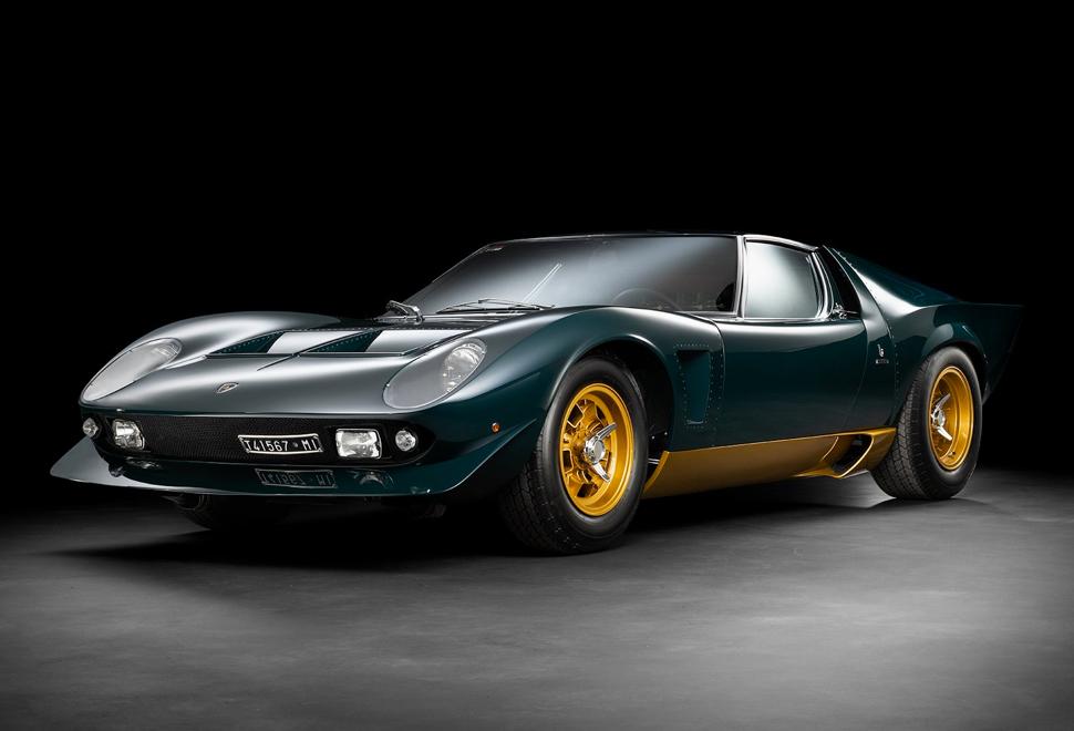 1968 Lamborghini Miura Millechiodi | Image