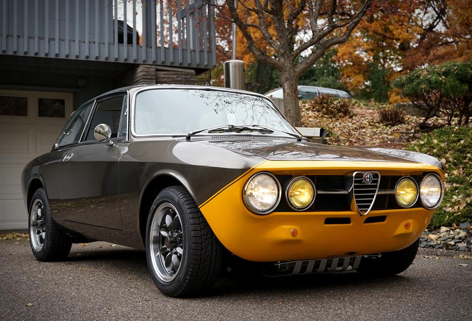 1969 Alfa Romeo GTV | Image