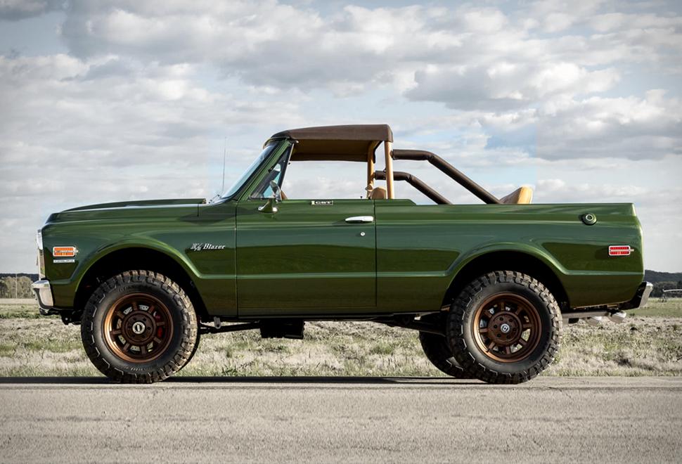 1970 CHEVROLET K5 BLAZER | Image