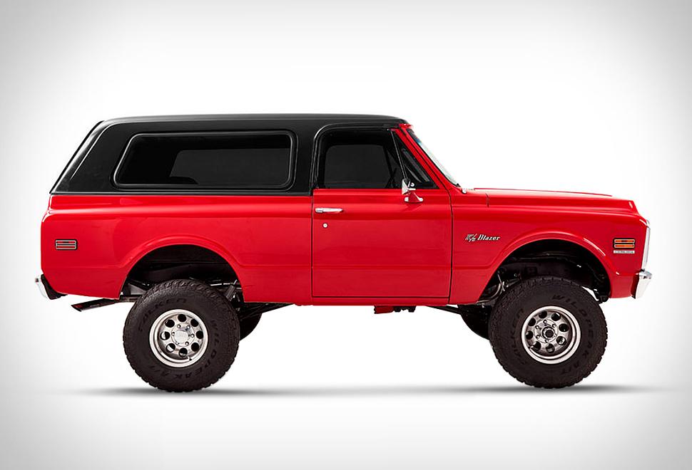 1970 CHEVY K5 BLAZER | Image