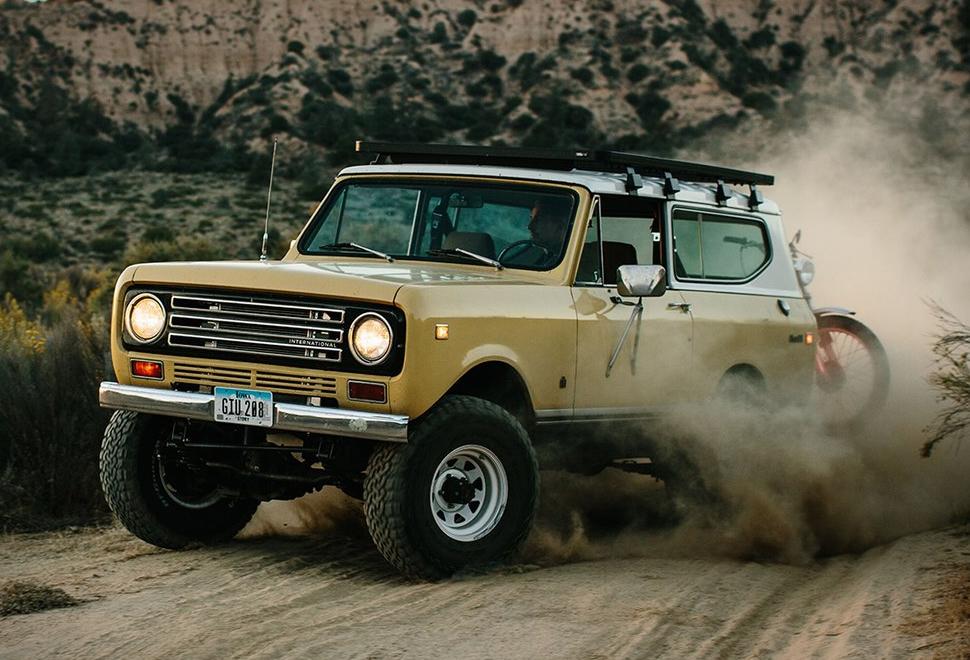 1972 Scout II Runner Series | Image