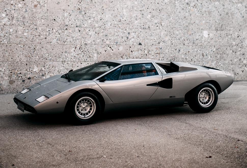 1974 Lamborghini Countach LP400 | Image