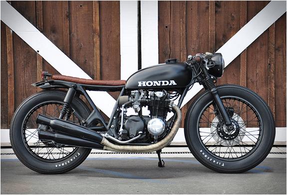 1975 HONDA CB 550 | BY SEAWEED & GRAVEL | Image