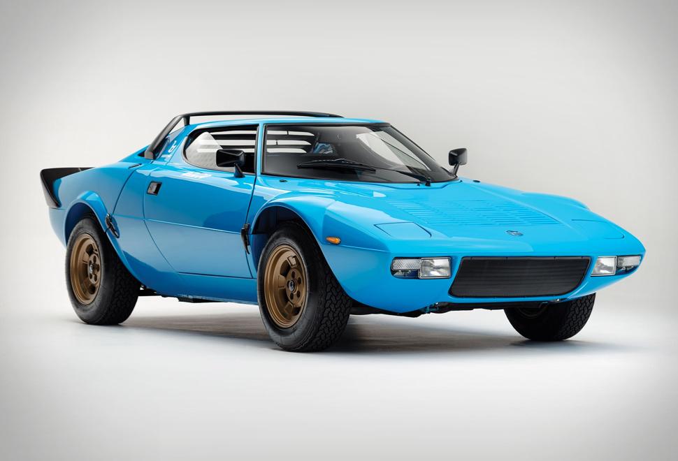1975 Lancia Stratos HF Stradale | Image