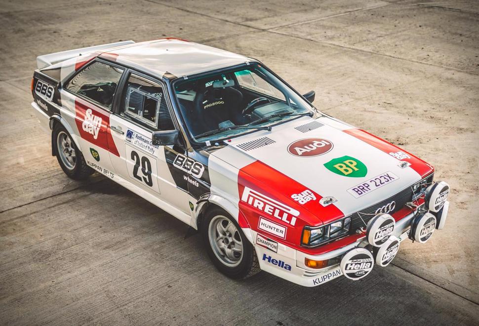 1981 Audi Quattro | Image