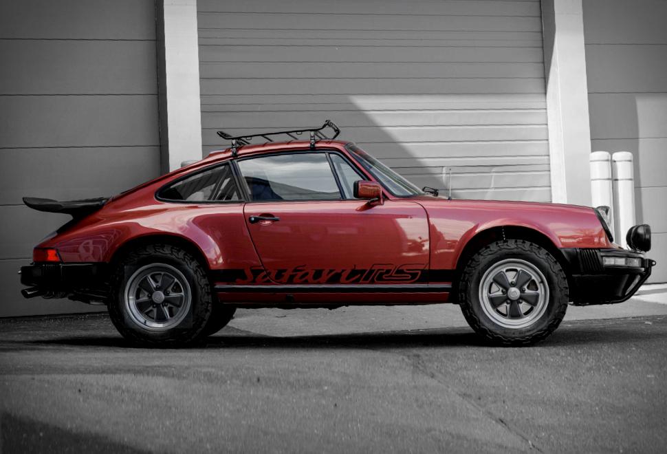 1981 Porsche Safari | Image
