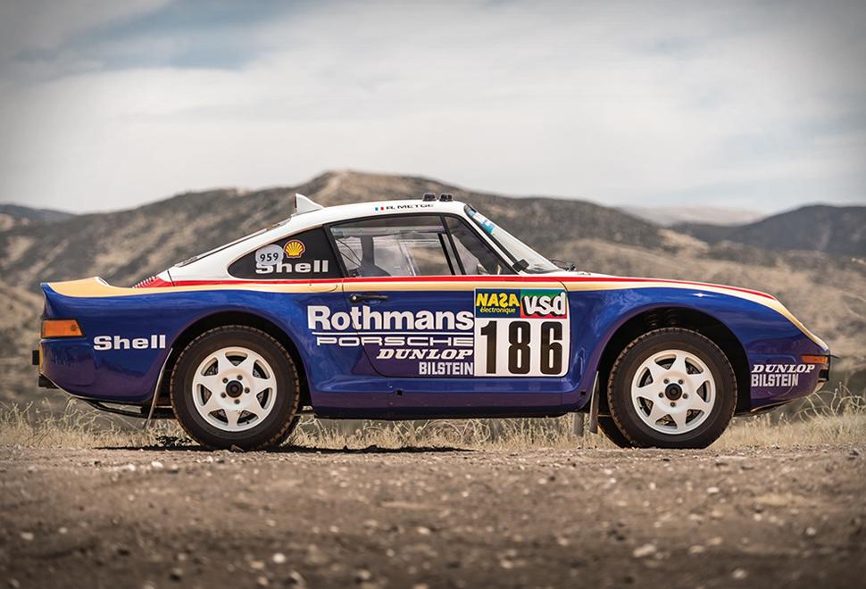 1985 Porsche 959 Paris-Dakar | Image