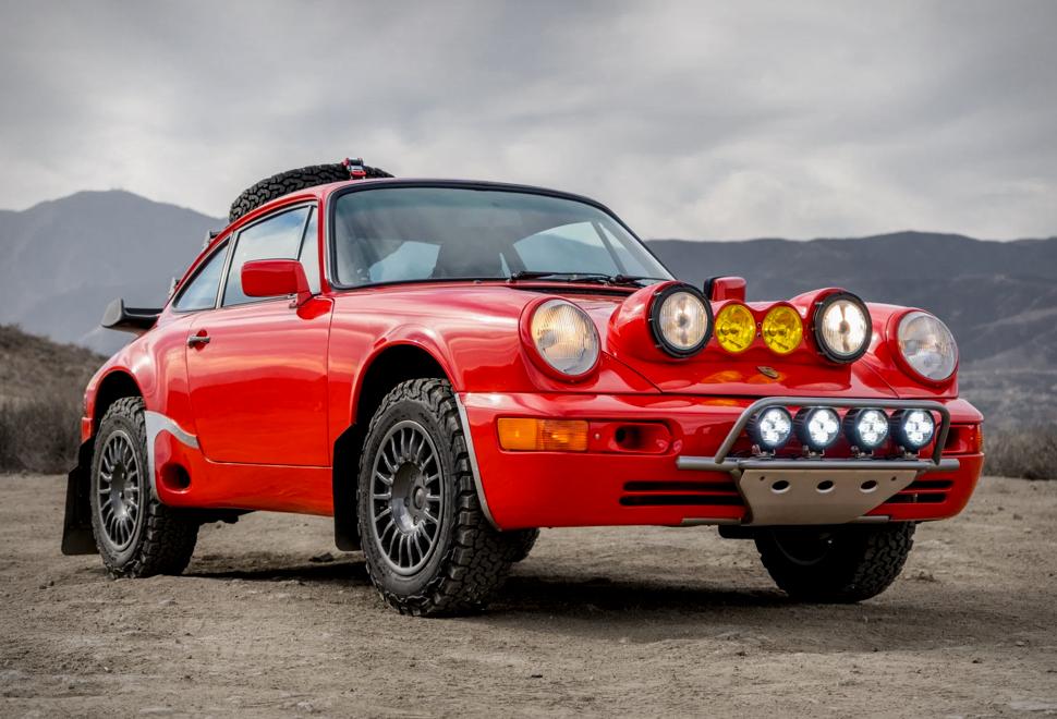 1985 Porsche Safari | Image