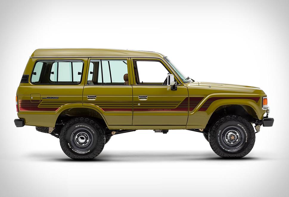 1986 Toyota Land Cruiser FJ62 | Image
