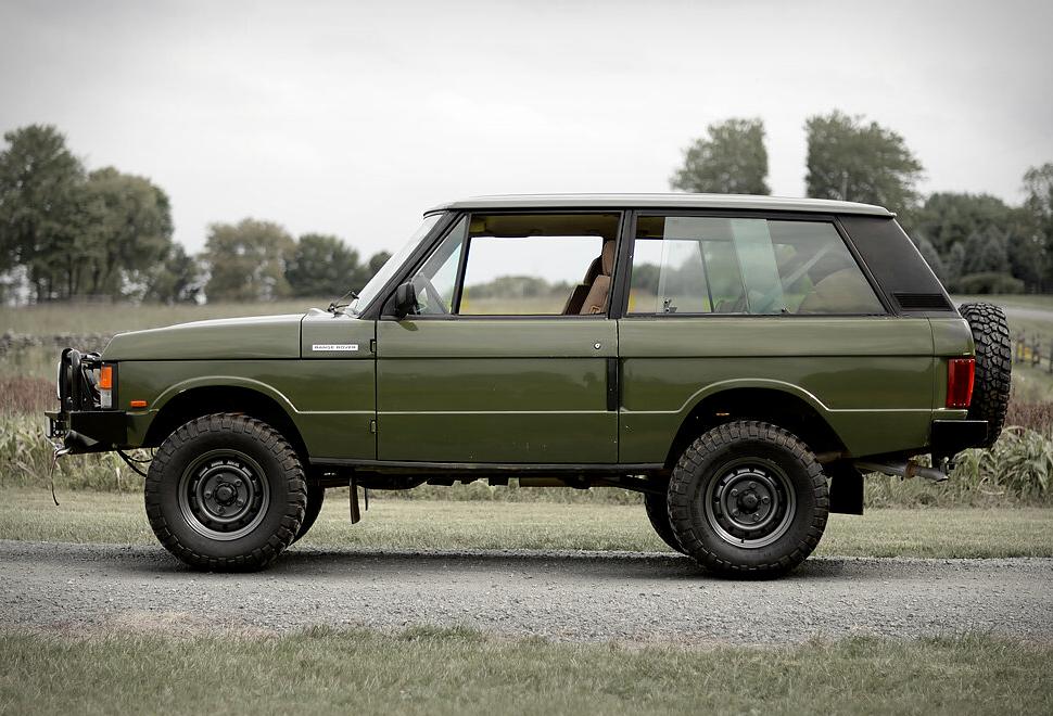 1991 Range Rover Classic | Image