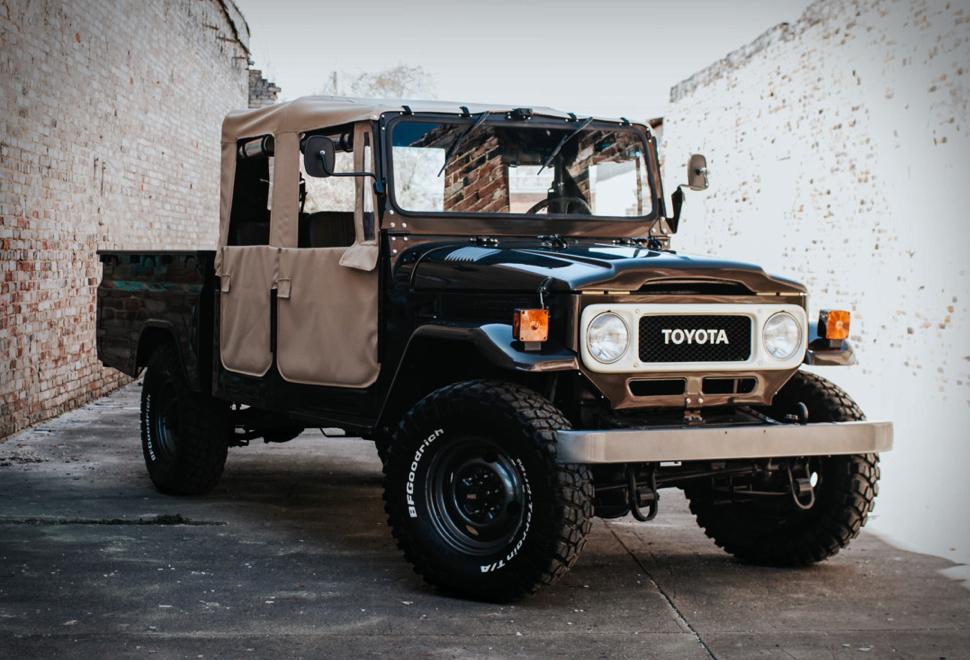 1992 Toyota Bandeirante OJ55 | Image