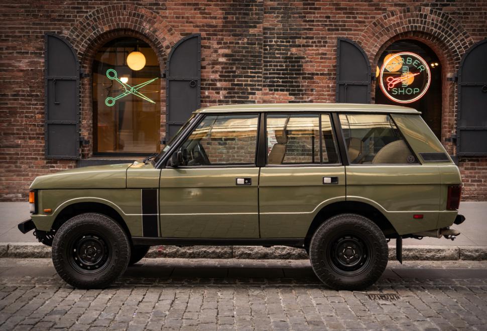 1994 Range Rover Classic | Image