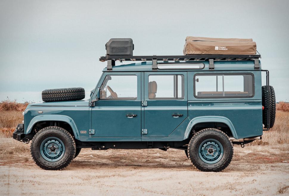 1995 Land Rover Defender 110 | Image