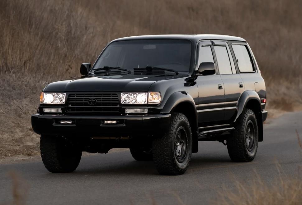 1995 Toyota Land Cruiser FZJ80 | Image