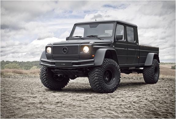 Mercedes-benz G500 Xxl | Image