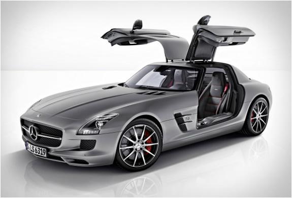 2013 Mercedes Benz Sls Amg Gt | Image