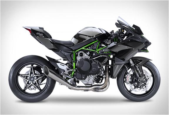 2015 Kawasaki Ninja H2r | Image