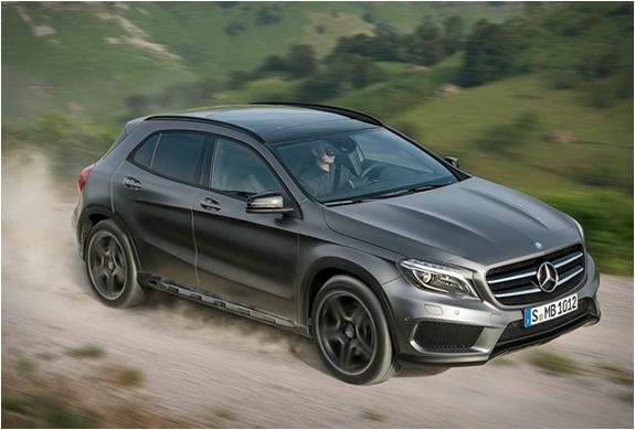 2015 Mercedes-benz Gla | Image
