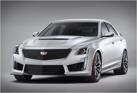 2016 Cadillac Cts-v | Image