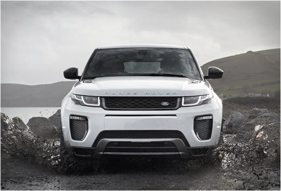 2016 Range Rover Evoque | Image