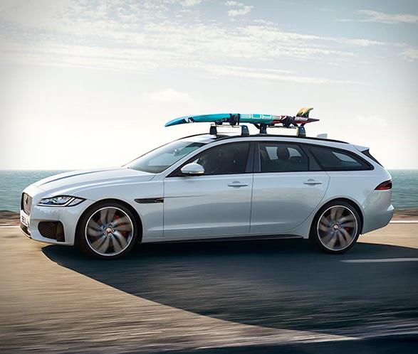 Jaguar Sport: 2018 Jaguar XF Sportbrake
