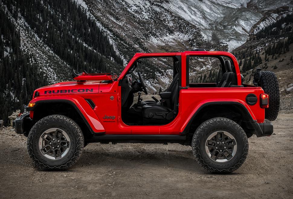 2018 Jeep Wrangler | Image