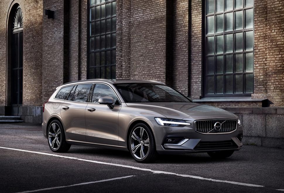 2019 Volvo V60 | Image