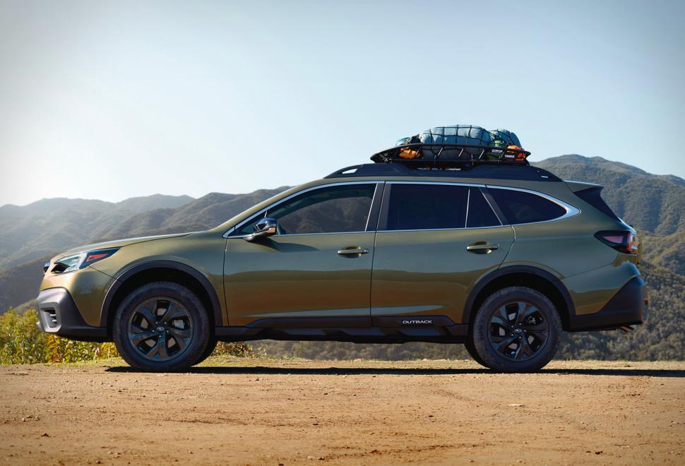 2020 Subaru Outback | Image