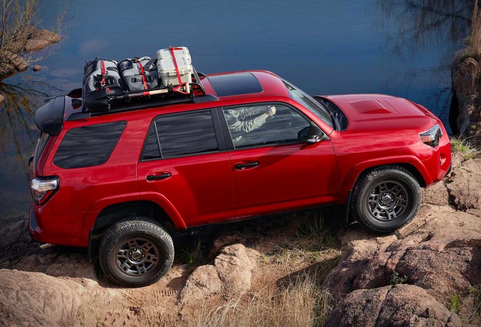 2020 Toyota 4Runner Venture Edition | Image