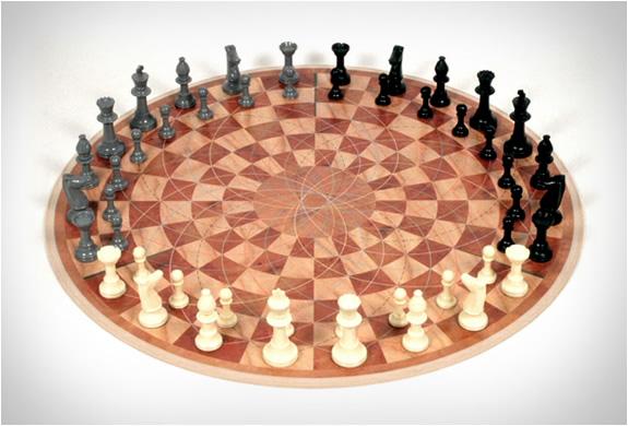 3 Man Chess | Image