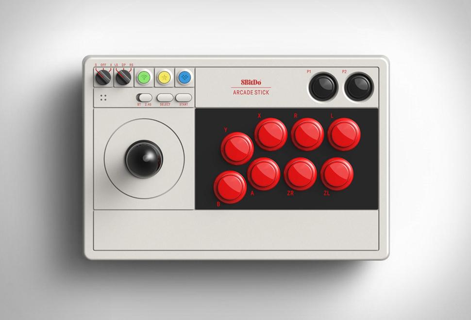 8BitDo Arcade Stick | Image