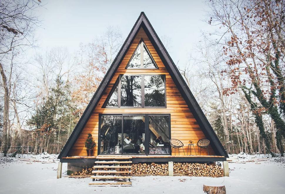 Lokal A-Frame Boutique Cabin | Image