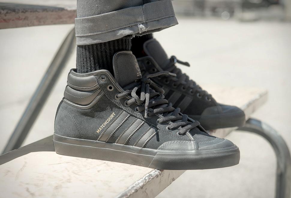 Adidas Matchcourt High RX2 | Image