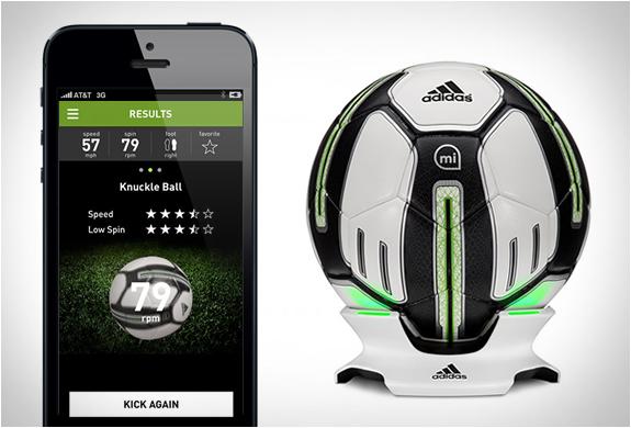 توپ هوشمند smart ball adidas