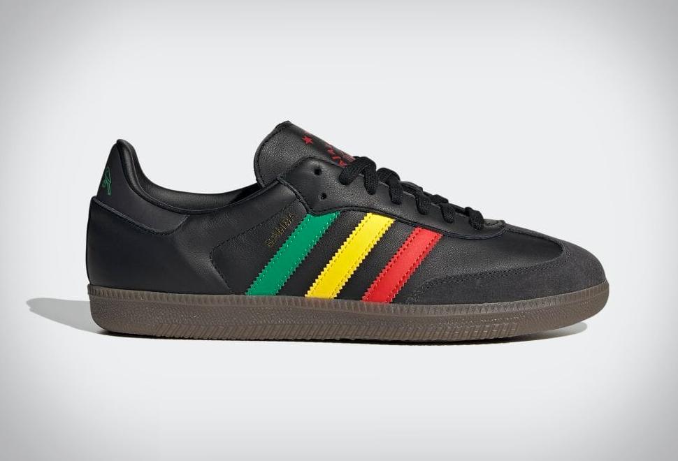 Adidas Samba OG Three Little Birds | Image