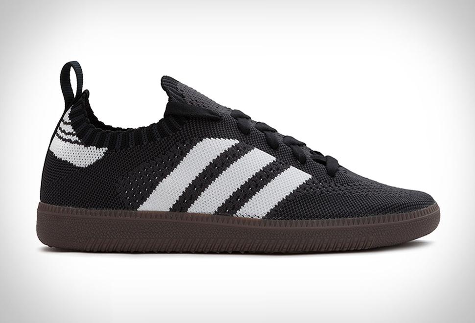 Adidas Samba Primeknit Sock | Image