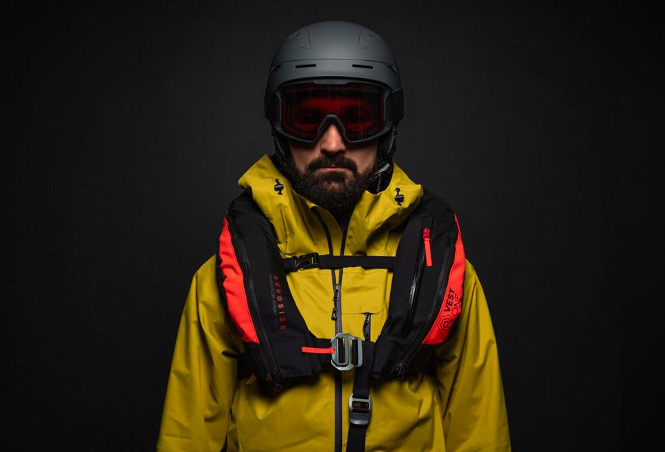 Aerosize Avalanche Vest | Image