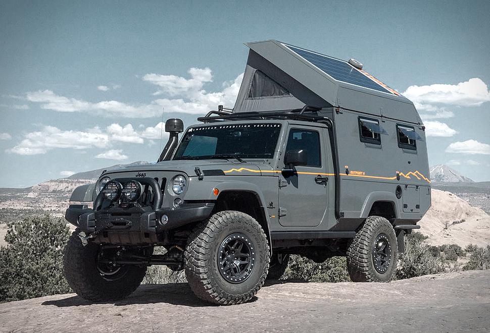 AEV OutPost II Camper | Image