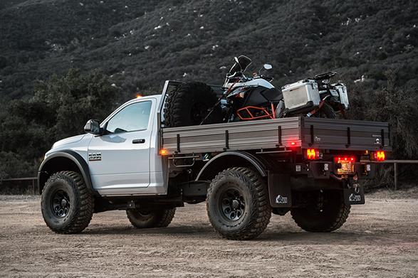 Aev Ram Truck